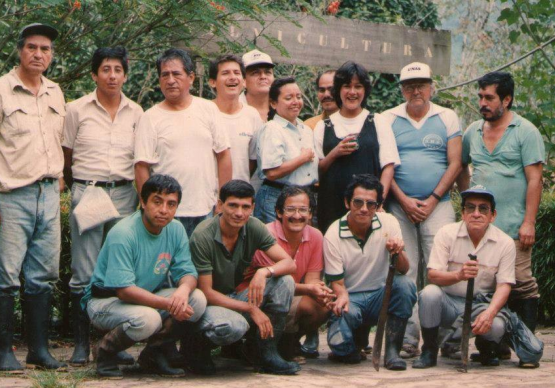 RAFAEL BUENDIA, ITAVCLER VARGAS, MANUEL BRAVO, LADISLAO RUIZ, LUCIO MANRIQUE, MARIELLA MORILLO, WARREN RIOS, YANE LEVI, CESAR MAZABEL,, RICARDO CHAVEZ, JOSE GUERRA, LUIZ ZUÑIGA, DR. CRUZ